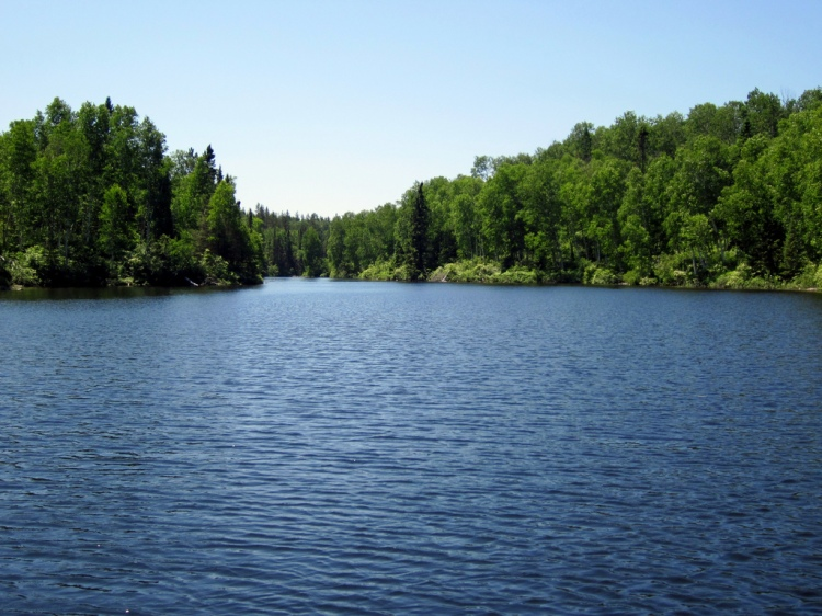 A shot of Lake Kipawa, where 3 Seasons' Camp is located. Kipawa Lake Fishing 2011 by Sean Maurik. CC BY-NC-ND 2.0.