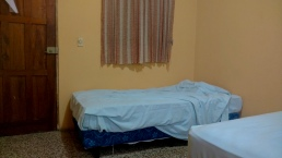Another shot of the room I rented at Hospedaje Doña Goya.
