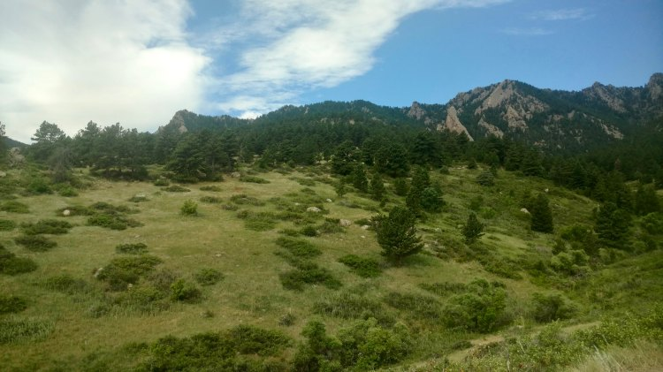 Some Colorado scenery.
