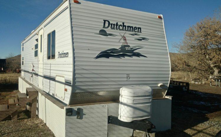 A Dutchmen trailer